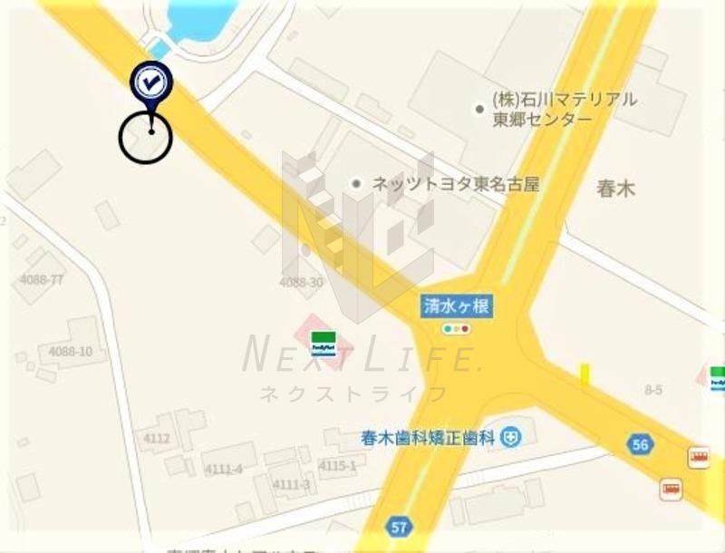 東郷町店舗・事務所